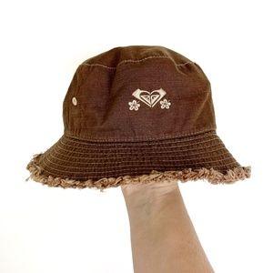 Roxy Brown Bucket Hat